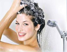 Hányszor mossunk hajat egy héten?