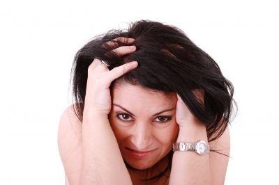 Kihullhat a hajad a válás során?